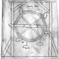 Villard's Hammerwheel